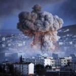 Сирийский конфликт вызван изменением климата