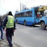 На Украине борца с коррупцией убило стрелой автокрана