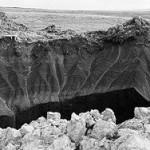 Несколько гигантских кратеров нашли в Сибири