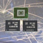 Первая 128-гигабайтная флэш-память UFS 2.0 для смартфонов