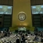 Россия и дружественные страны бойкотировали ООН