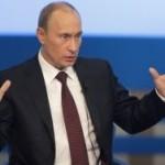 Путин: в 2014 году выявлено 5 млн нарушений законов