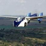Летающие автомобили поступят в продажу через два года