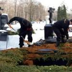 Цены на похоронные услуги выросли на 30%