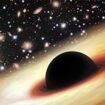 Астрономы обнаружили гигантскую черную дыру