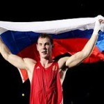 Егор Мехонцев одержал победу на профессиональном ринге