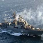 Путин приказал привести Северный флот в полную боеготовность
