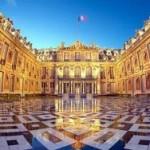В Версале запретили штативы для селфи