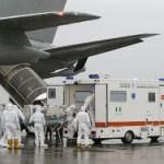 ВОЗ: количество зараженных вирусом Эбола превысило 24 тысячи