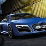 Новейшая модель Audi R8 появилась в Швейцарии