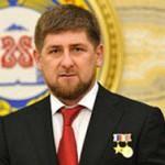 Кадыров получил орден в честь Дня воссоединения Крыма с Россией