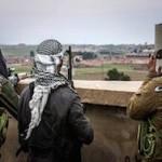 На северном фронте Сирии