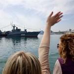 ВМФ РФ: мы просто бережно относимся к женщинам
