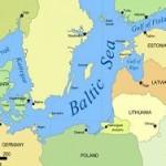 Не та карта Прибалтики