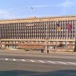 Возле Запорожской обладминистрации произошел маломощный взрыв
