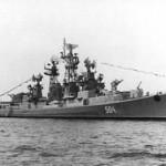 В районе учений НАТО заметили военные корабли РФ