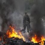 Во время обстрела под Донецком погиб мирный житель