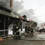 МЧС: погибшие на пожаре в Казани могли спастись
