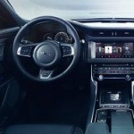 Jaguar частично раскрыл новый XF