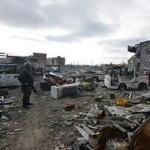 Кортеж главы Минобороны ДНР обстреляли у аэропорта