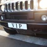 В России поднялась цена на красивые автомобильные номер