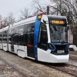 По Москве начал ходить трамвай с USB-разъемами