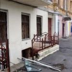 В Сети появились фото последствий ночного теракта в Одессе