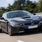 Начаты продажи гибридного спорткара BMW i8