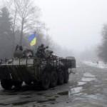 Восточный корпус отзывают из зоны АТО для переброски в Харьков