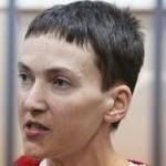 Басманный суд не отпустил Савченко на заседание ПАСЕ