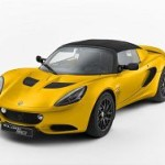 Lotus Elise стал еще легче