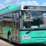 По дорогам Москвы начнет курсировать электробус