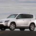 Toyota отзывает все электрокары RAV4