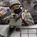 Нетрезвого нацгвардейца Украины задержали за стрельбу в воздух