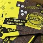 Боруссия борется с расизмом с помощью бирдекелей