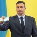 """Кличко пообещал """"заморозить"""" квартплату в Киеве"""