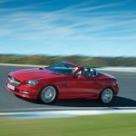 Mercedes-Benz обновил родстер SLK