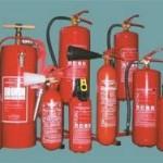 Муляжи вместо огнетушителей