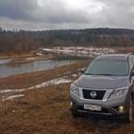 Тест-драйв Nissan Pathfinder: америковидение