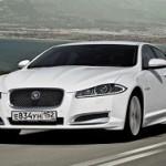 Новый седан Jaguar XF приедет Россию осенью