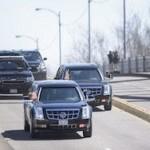 Американке из-за кортежа Обамы пришлось рожать в автомобиле