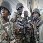 "Кенийцы бомбят позиции ""Аш-Шабаб"" в Сомали"