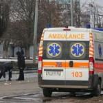 """Бойцы """"Айдара""""угнали машины """"скорой помощи"""" из больницы"""