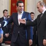 Путин вернул Греции украденную нацистами икону