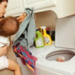 Использование отбеливателя ослабляет иммунитет детей