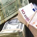 Курс доллара упал ниже 54 рублей