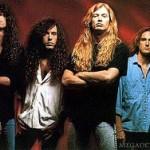 Megadeth назвали имя  барабанщика на новом альбоме