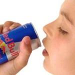 Держите детей подальше от энергетиков
