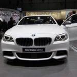Дизельный универсал BMW M550d — самый быстрый в мире