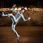 Cirque du Soleil на сцене и за сценой